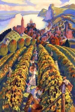Hermann Harvest, by Bryan Haynes