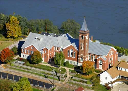 St. Paul United Church of Christ, Hermann