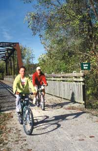 Katy Trail at Hermann