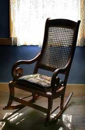 Deutschheim rocking chair