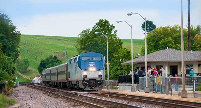 Amtrak Service to Hermann - Hermann Missouri