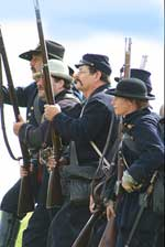 Hermann Farm Civil War Days