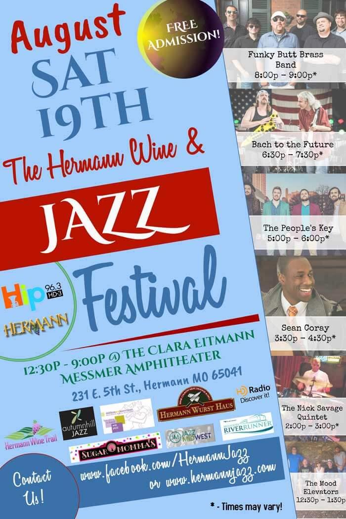 Hermann Wine & Jazz Festival