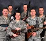 USAF Roots in Blue Band