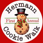 Hermann Missouri Christmas Cookie Walk
