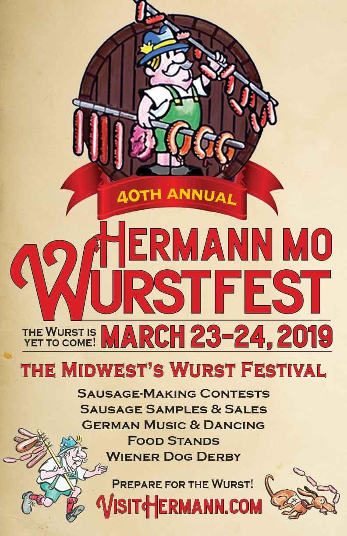 2019 Hermann Wurstfest