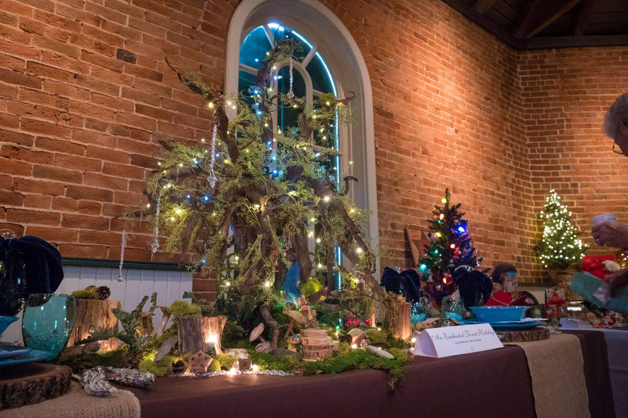 Hermmann Mo Christmas 2021 Christmas Tablescapes Cancelled Hermann Missouri