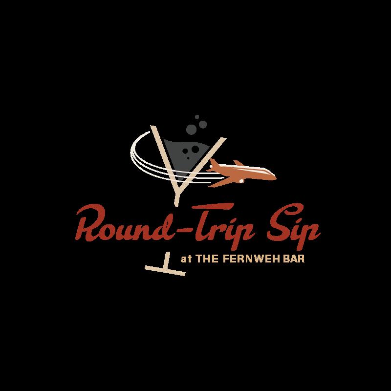 Round-Trip Sip Logo