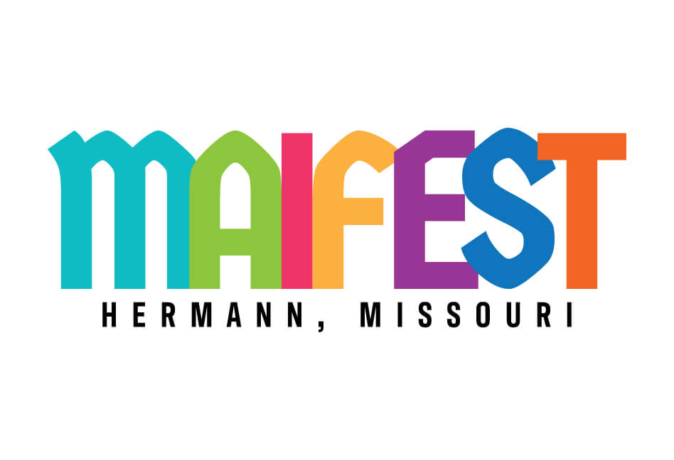 Maifest Logo, Hermann, Missouri